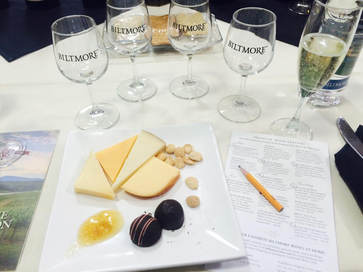 Biltmore Estate\'s Vine to Wine Tour | Asheville Itineraries