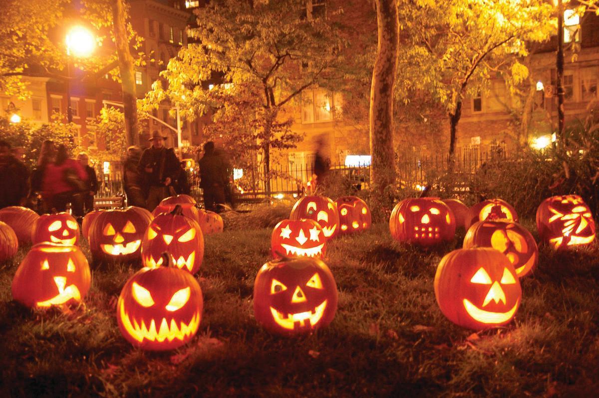 halloween festivities in athens, ga