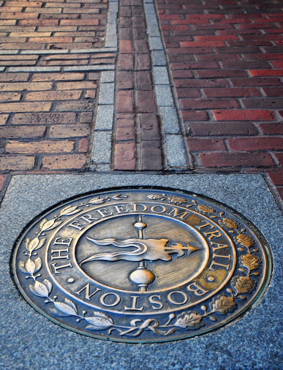 Hotels Near Boston University >> The Freedom Trail   Boston, MA
