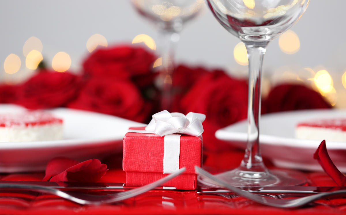 Valentine S Day Dining In Greater Boston