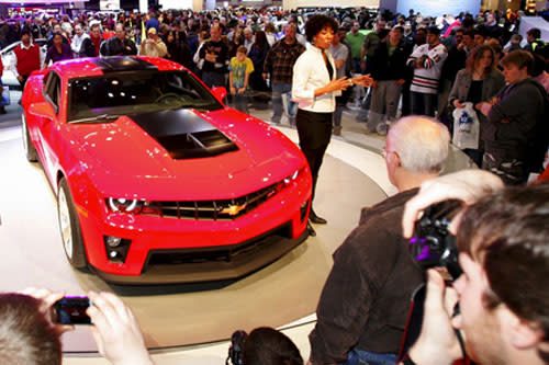 chicago auto show find annual car events schedule