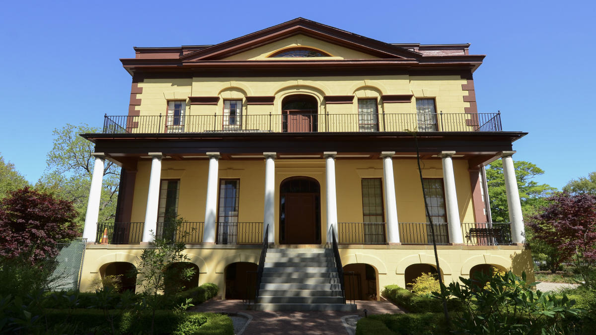 Then & Now: 7 Historic Sites in Columbia, South Carolina