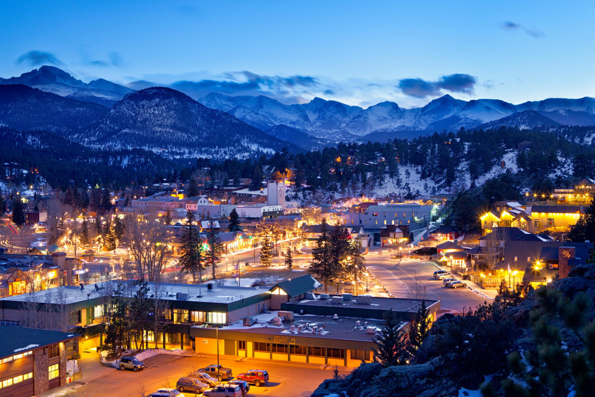 Exploring Rocky Mountain National Park And Estes This Winter