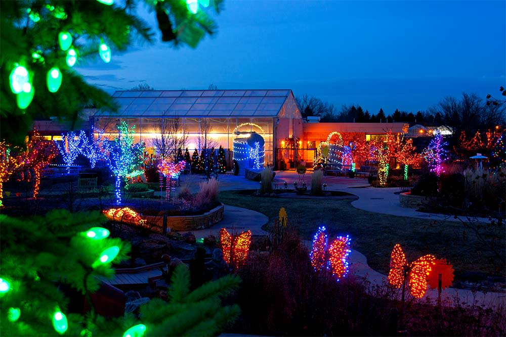 Fort Collins Outdoor Holiday Light Displays You Need to See