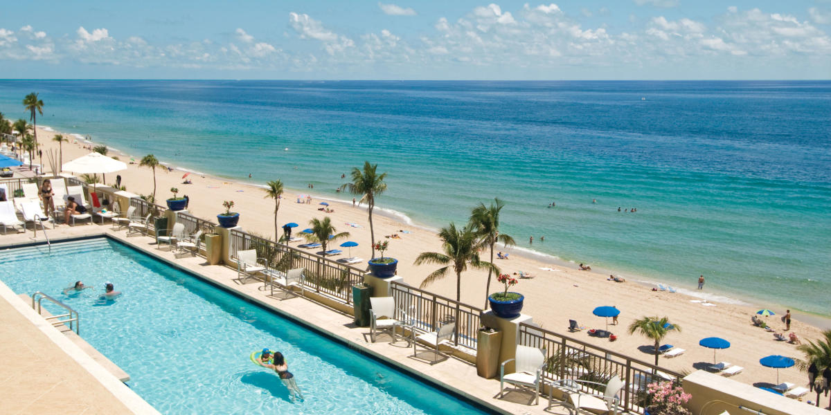 Greater Fort Lauderdale Beach Hotels