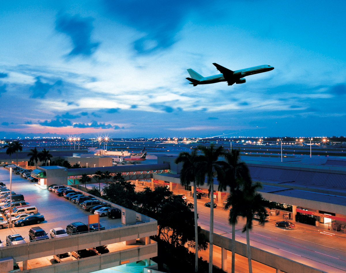 Fort Lauderdale Hollywood International Airport Information