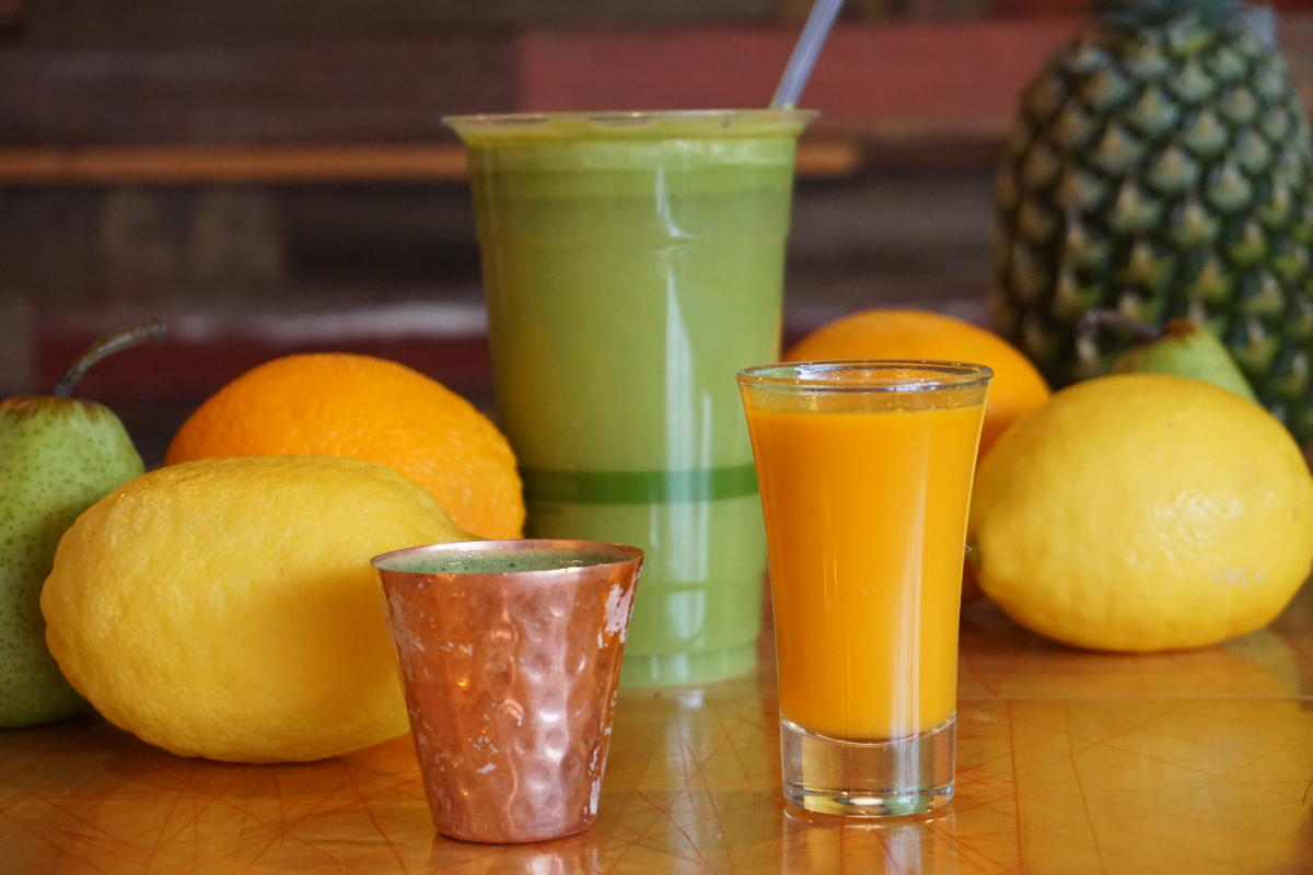 Where to Find Juice Bars in Grand Rapids
