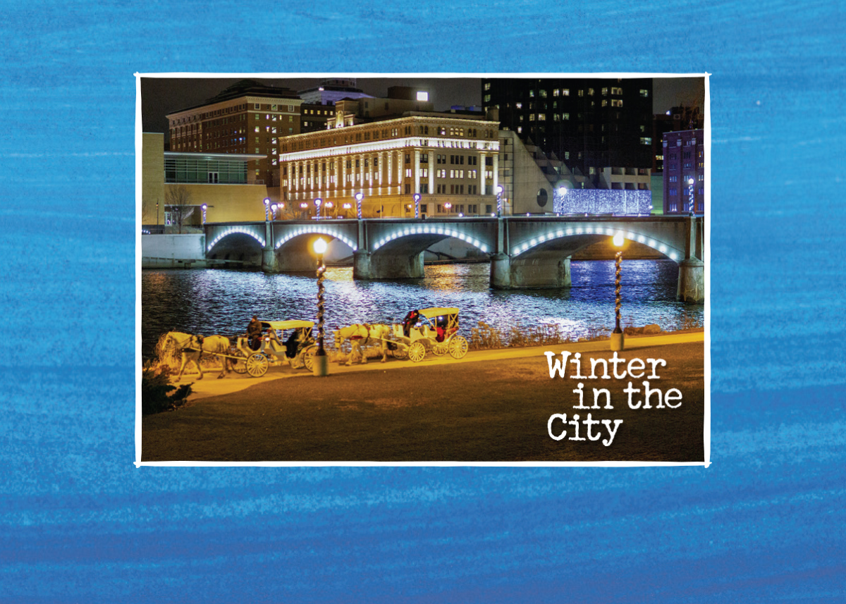 Winter in the City | Grand Rapids, MI