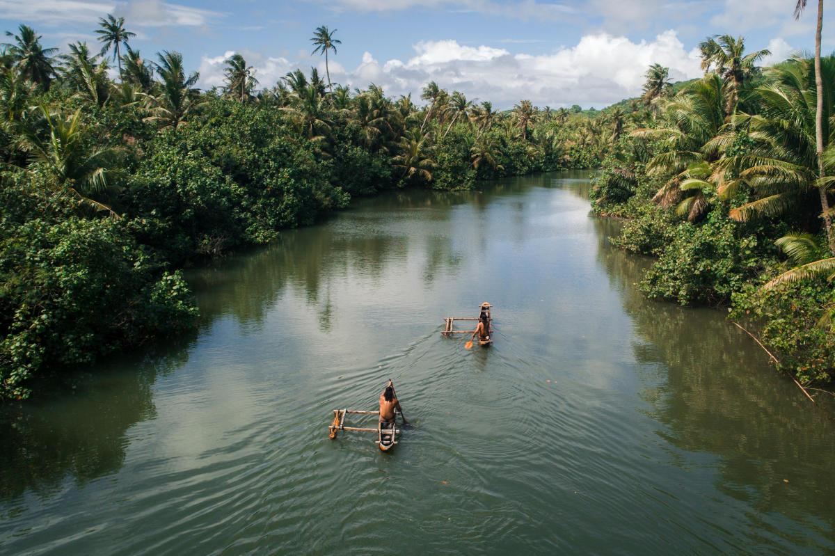 Island of Nature   Villages of Guam