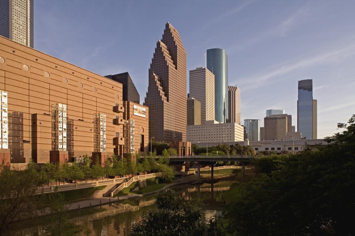 Houston Facts Figures