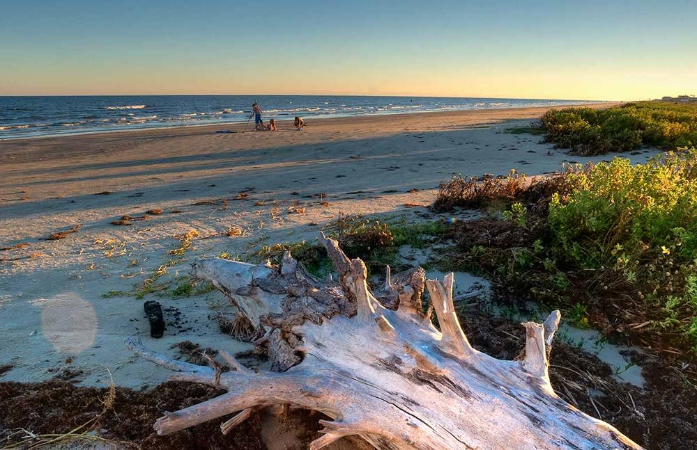 Beaches Near Houston Find Places To Visit Within 30 60