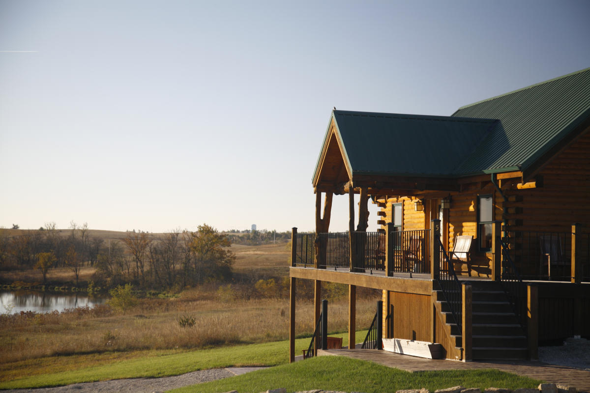 Cabins & Lodges in Kansas | Ranches, Resorts & RV Parks