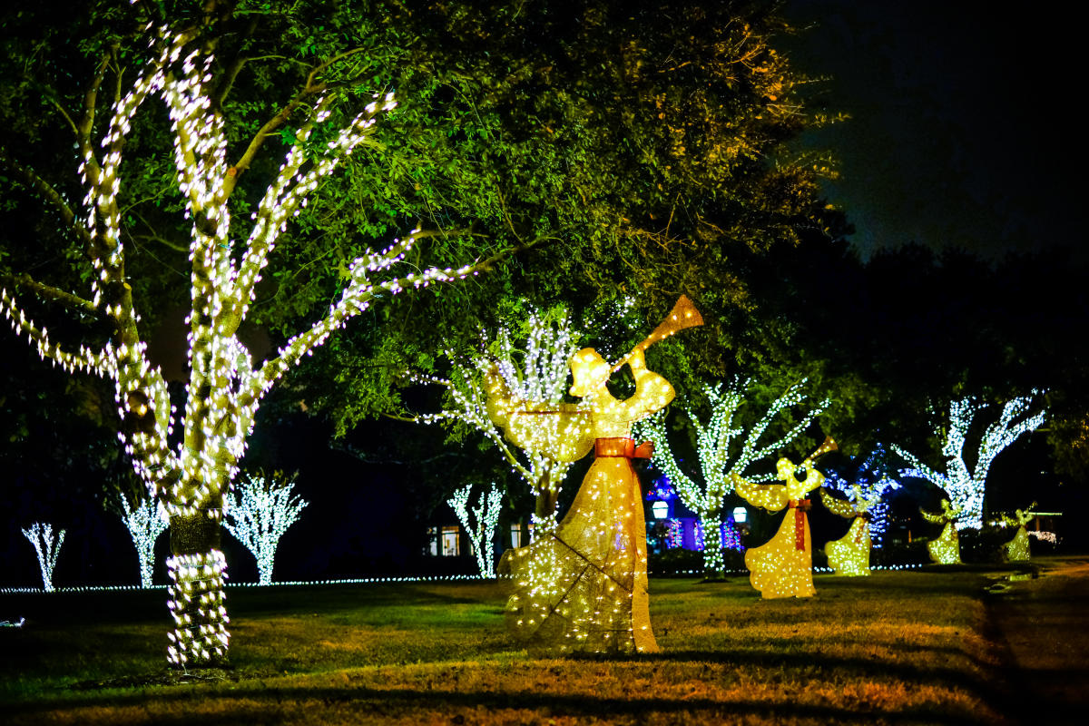 christmas events in lake charles free family friendly - Cajun 12 Days Of Christmas