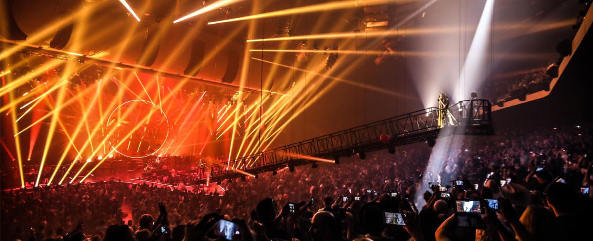 Konzerte Las Vegas