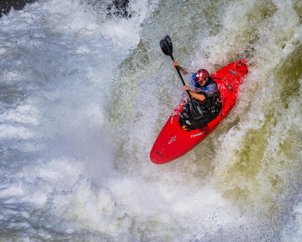 Whitewater Rafting Amp Kayaking Tours In Laurel Highlands Pa