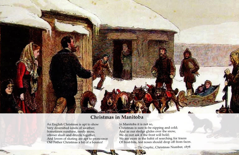 Punkinhead the Sad Little Bear, Meat-Hook the Icelandic Elf and 7 other festive facts on Christmas in Manitoba 🎄🎄