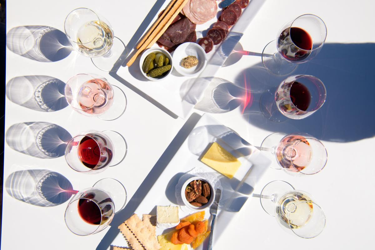 Group Wine-Tasting Experiences in Napa Valley