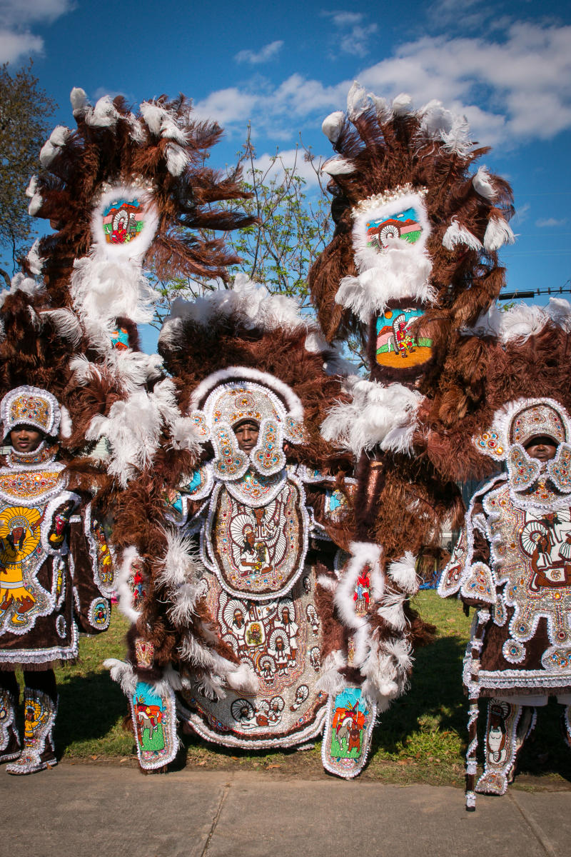 A New American Girl Doll Debuts: Mardi Gras Indians