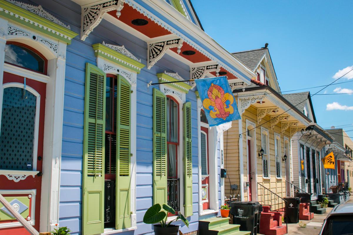 New Orleans City Neighborhood Tours