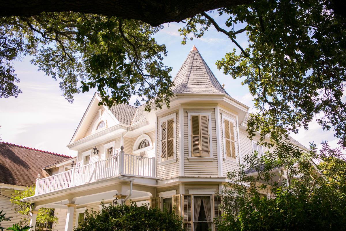 Uptown garden district neighborhoods new orleans - Garden district new orleans restaurants ...