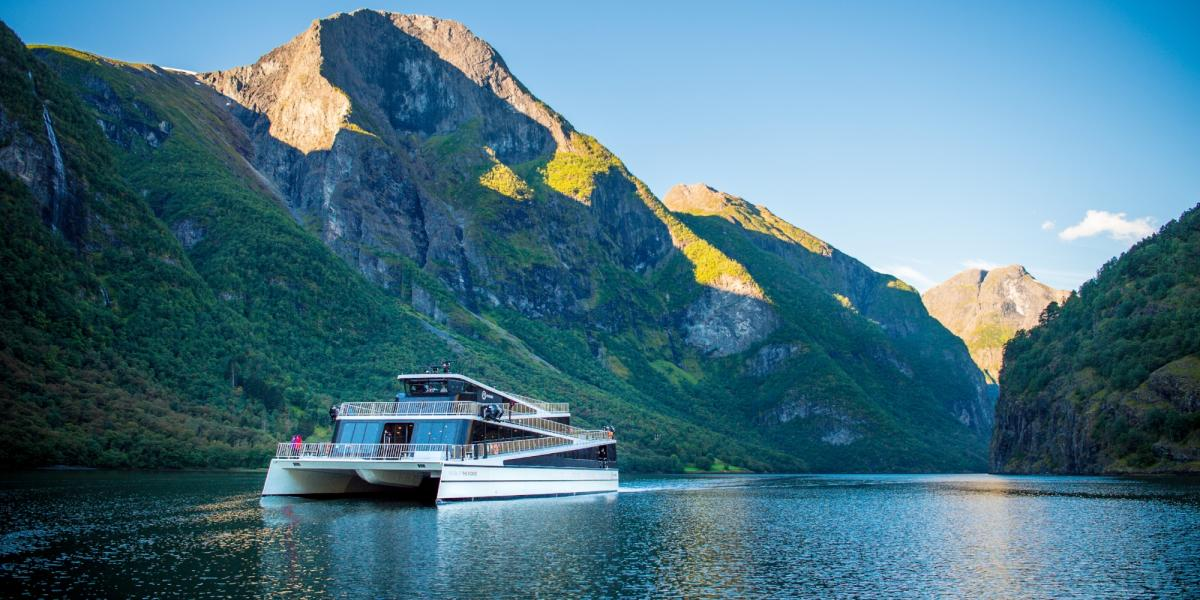 Go all electric this summer   Travelling electric in Norway