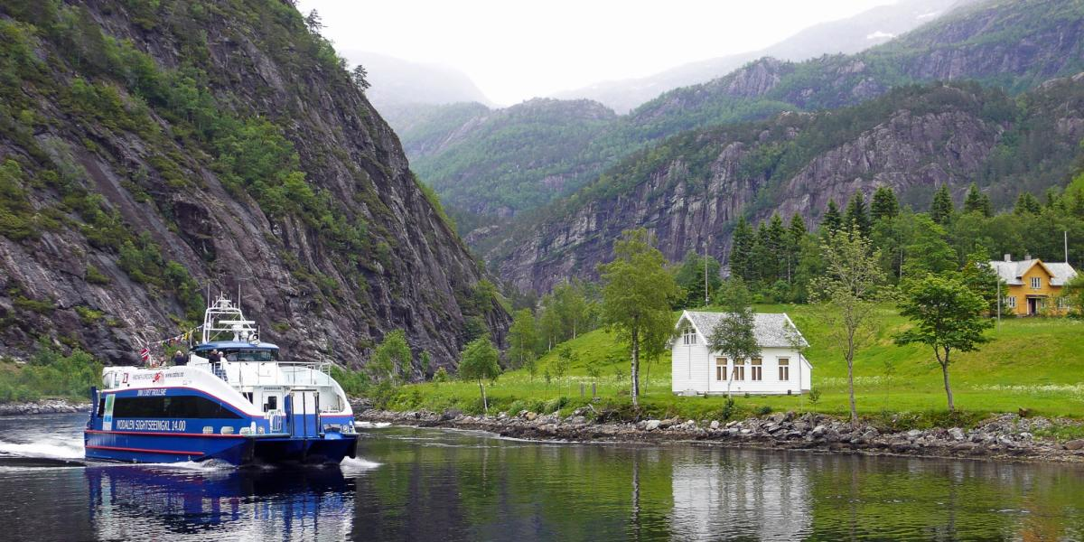 Fjord Cruise From Bergen Official Travel Guide To Norway