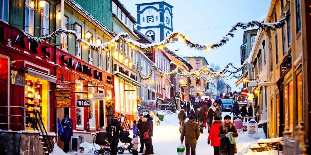 weihnachten in norwegen m rkte feste traditionen und essen. Black Bedroom Furniture Sets. Home Design Ideas