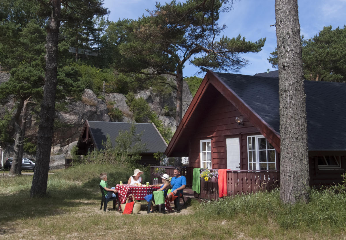 Cabins and apartments in Kristiansand - Official Travel