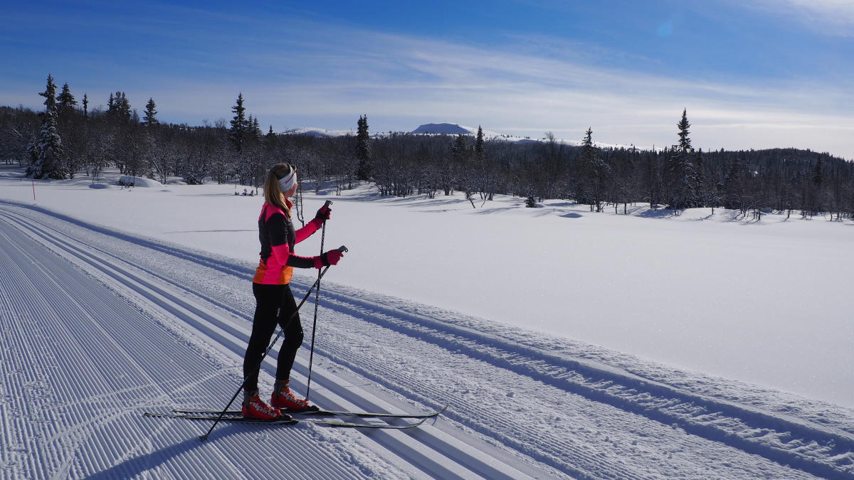 7ce5d0f39fa Cross-country skiing - Official travel guide to Norway - visitnorway.com