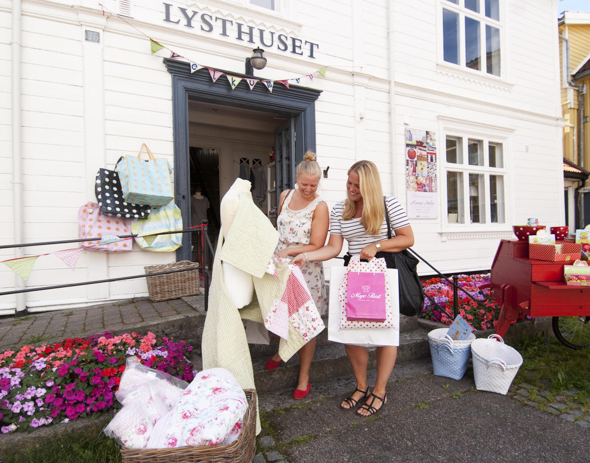 1c300655 Shopping in Grimstad - Official Travel Guide