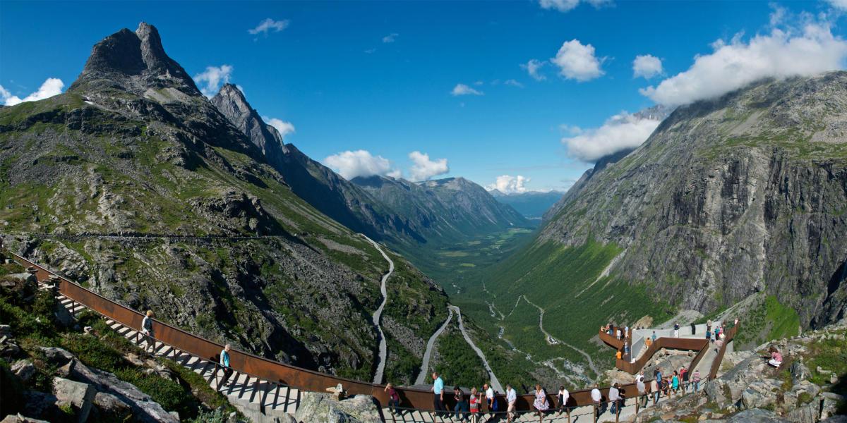 Trollstigen Norges Officiella Reseguide Visitnorway Se