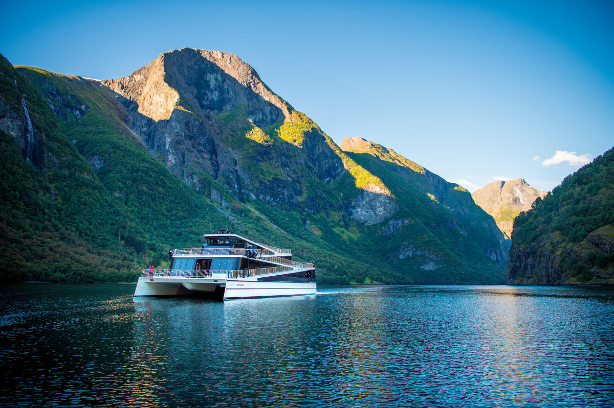 How this ship became a symbol of sustainable tourism ...