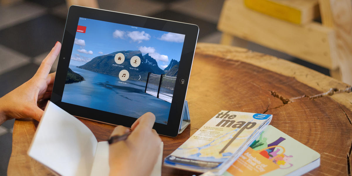 Apps and games | Travel guide, northern lights forecast