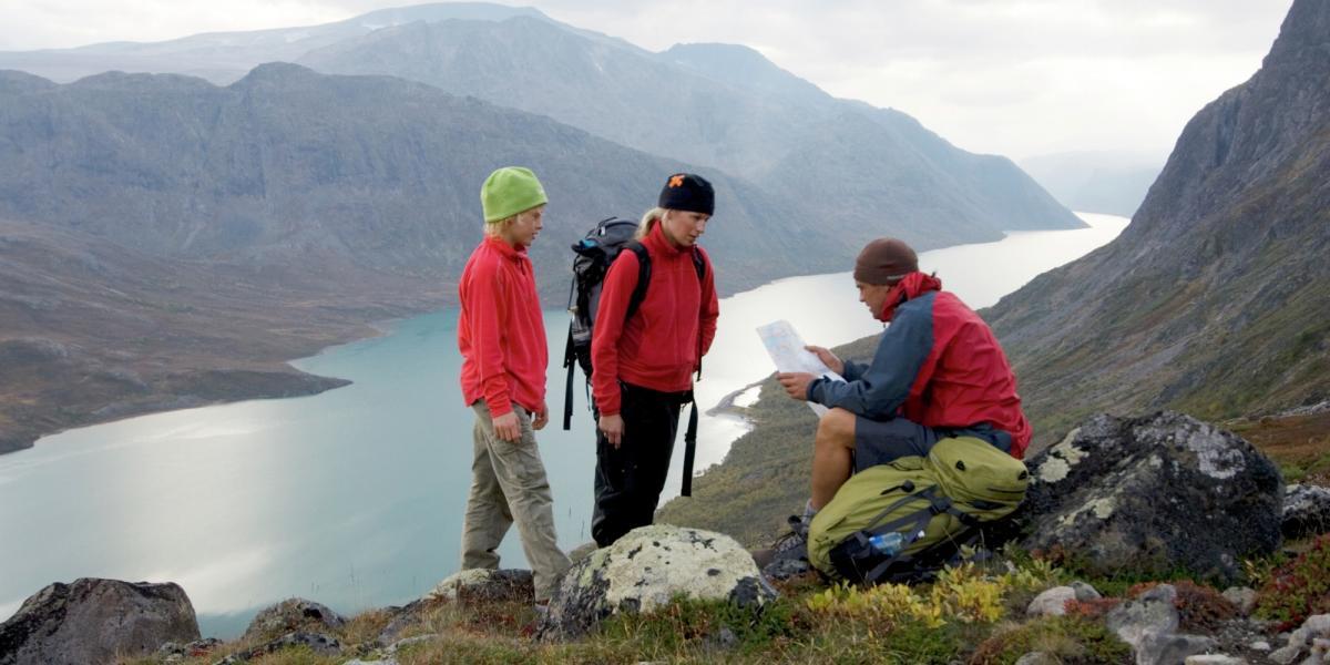 Sikkerhet i fjellet | Vær trygg på tur