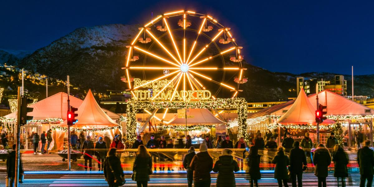 The Best Christmas Markets In Norway Gifts Food And