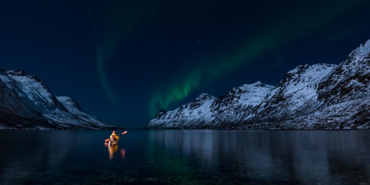 Norge norrskenet tillhor oss
