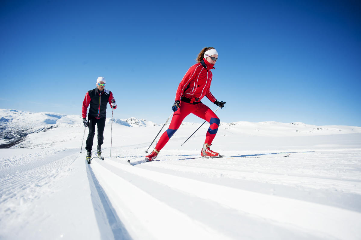 5fe359681ea Cross-country skiing in Hovden - Official Travel Guide to Norway -  visitnorway.com