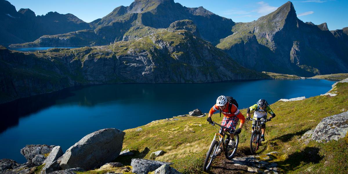 Tour De Fjords  Route