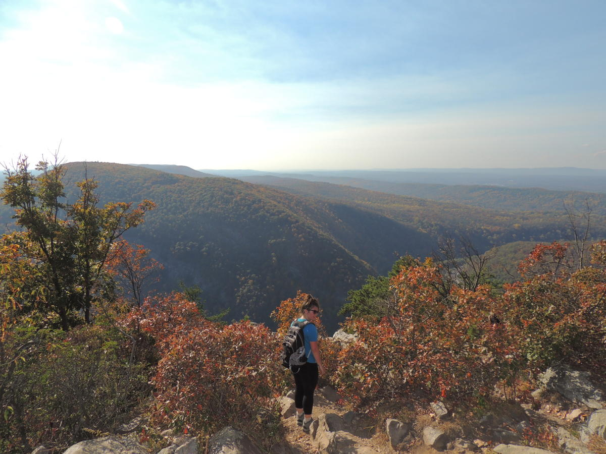 6 Pocono Hiking Trails To Experience Fall Colors