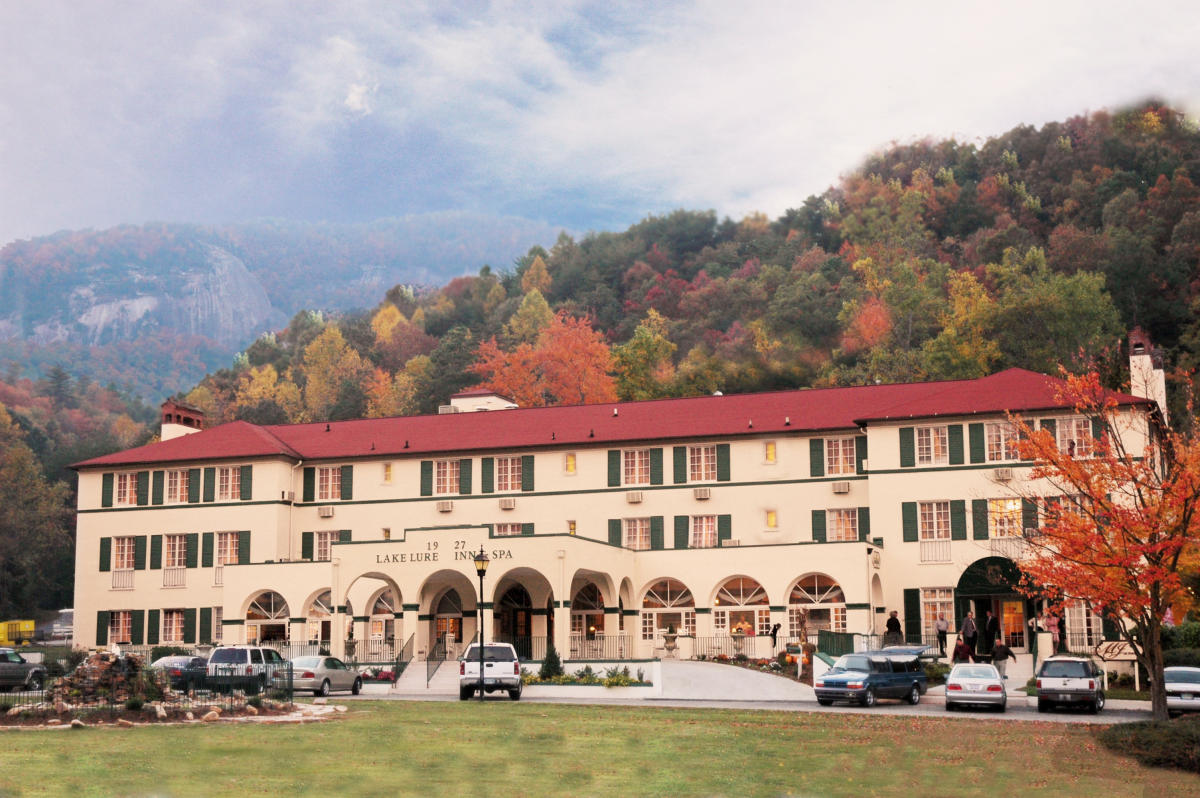Places To Stay In Rutherford County Hotels Cabins Camping