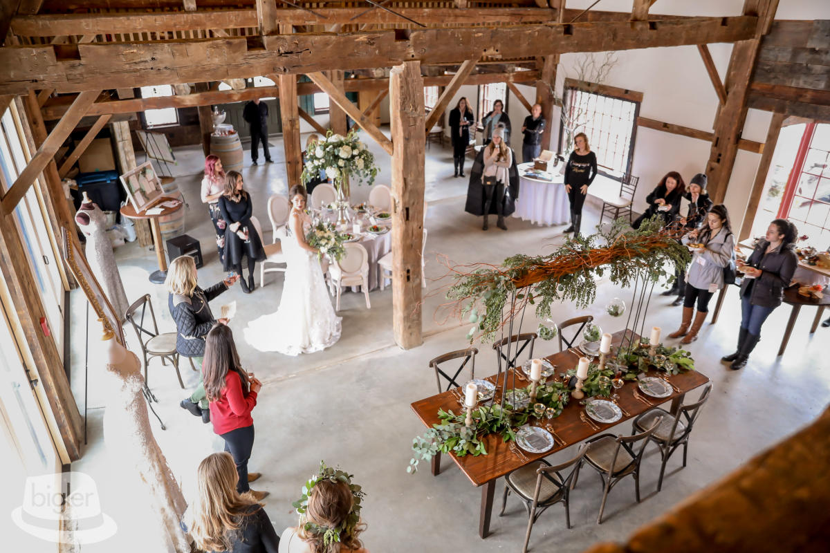 Planners Get An Exclusive Look At The Top Saratoga Wedding Venues