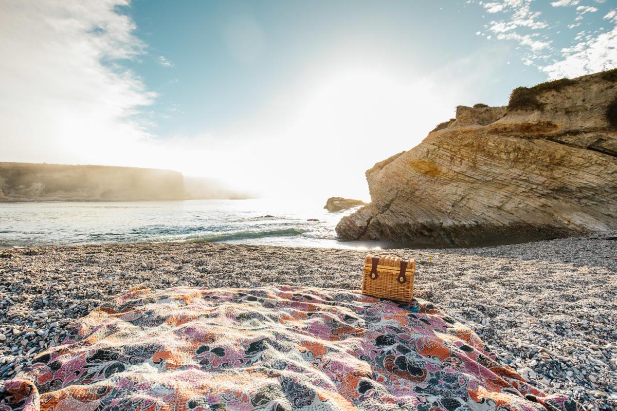 San Luis Obispo County Beaches  Beach Activities-9731