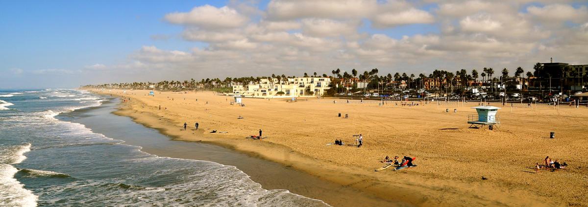 Huntington City Beach Huntington Beach Beaches