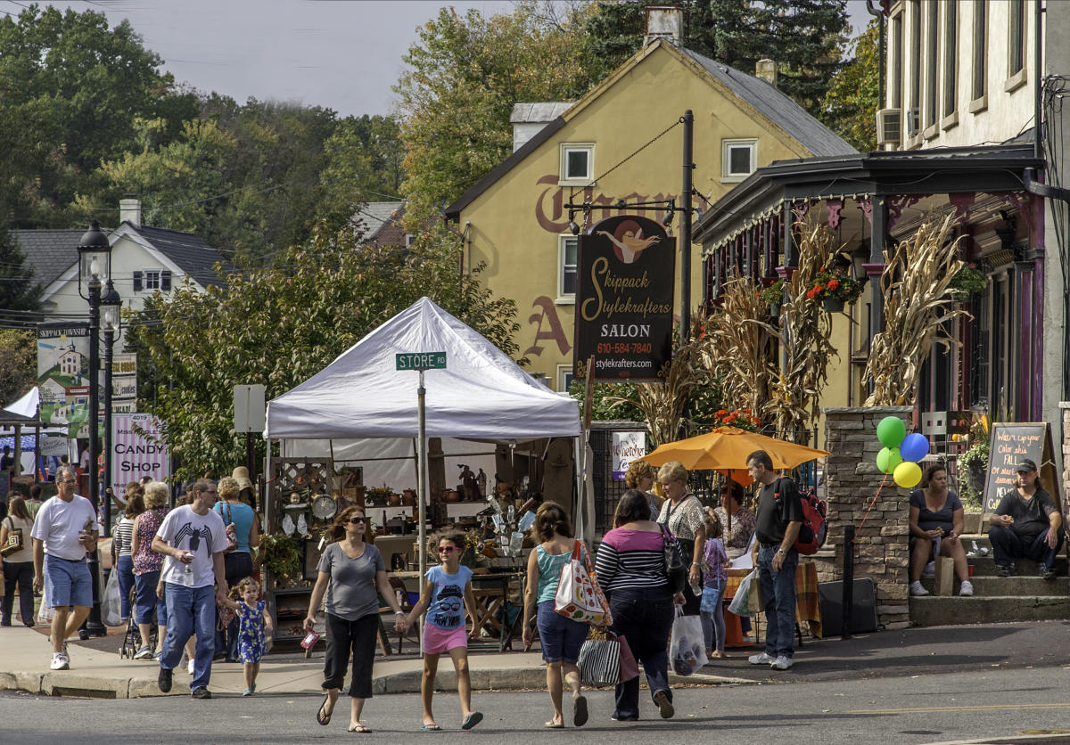 20+ Awesome Fall Festivals Happening in Montco
