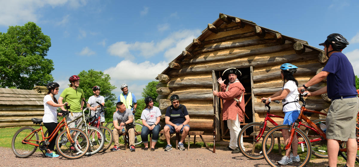 Valley Forge Bike Tour