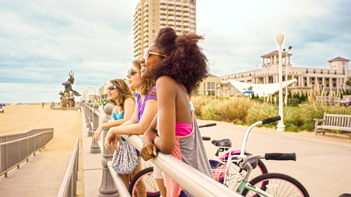 The Virginia Beach Boardwalk Things To Do Amp Attractions
