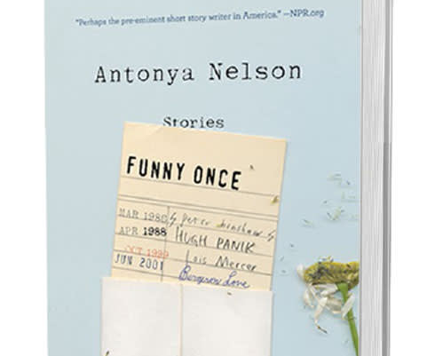 Antonya Nelson: Short and to the Point