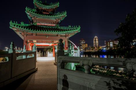 Robert D. Ray Asian Gardens Downtown Des Moines