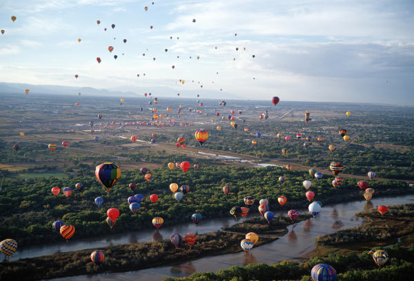 Albuquerque International Balloon Fiesta 14