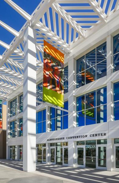 Convention Center Westside 2